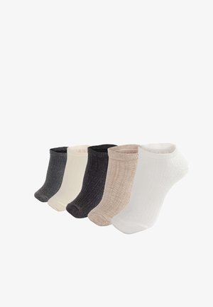 5 PACK - Sukat - light grey