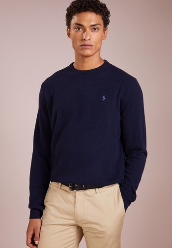 LONG SLEEVE - Maglione - hunter navy
