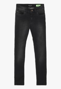 Cars Jeans - BURGO - Slim fit jeans - black used - 0