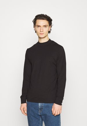 JORBROCK TEE - Long sleeved top - black