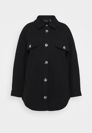 VMDAFNEALLY JACKET - Short coat - black/melange