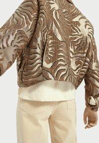 Scotch & Soda - JACQUARD - Light jacket - combo a - 4