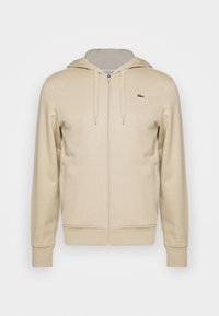 Lacoste Sport - CLASSIC HOODIE JACKET - Jersey con capucha - viennese - 4