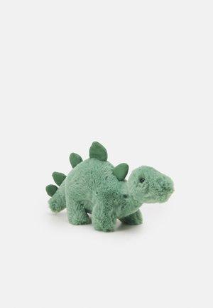 FOSSILLY STEGOSAURUS MINI UNISEX - Bamser - green