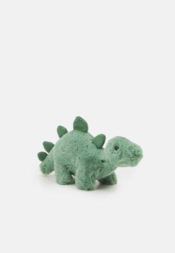 FOSSILLY STEGOSAURUS MINI UNISEX - Cuddly toy - green