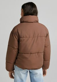 Bershka - Light jacket - brown - 2