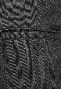 Jack & Jones PREMIUM - Trousers - dark grey - 4