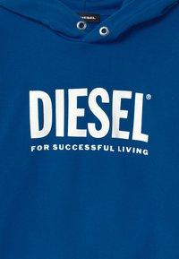 Diesel - OVER UNISEX - Huppari - classic bluette - 2