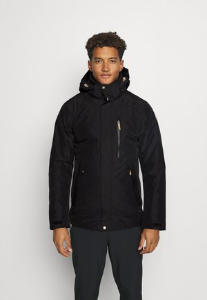 ALLSTED - Outdoorjacka - black