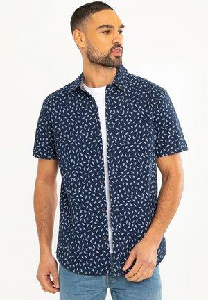 MICHET - Shirt - blau