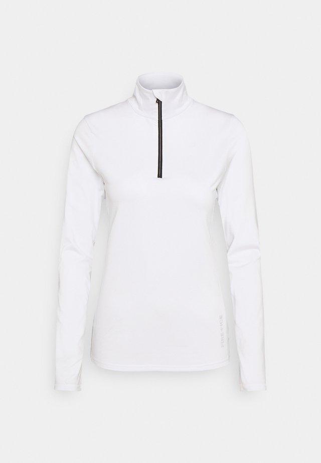 MARGO - Bluza z polaru - white