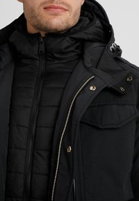 Schott - SMITH - Winter jacket - black - 5