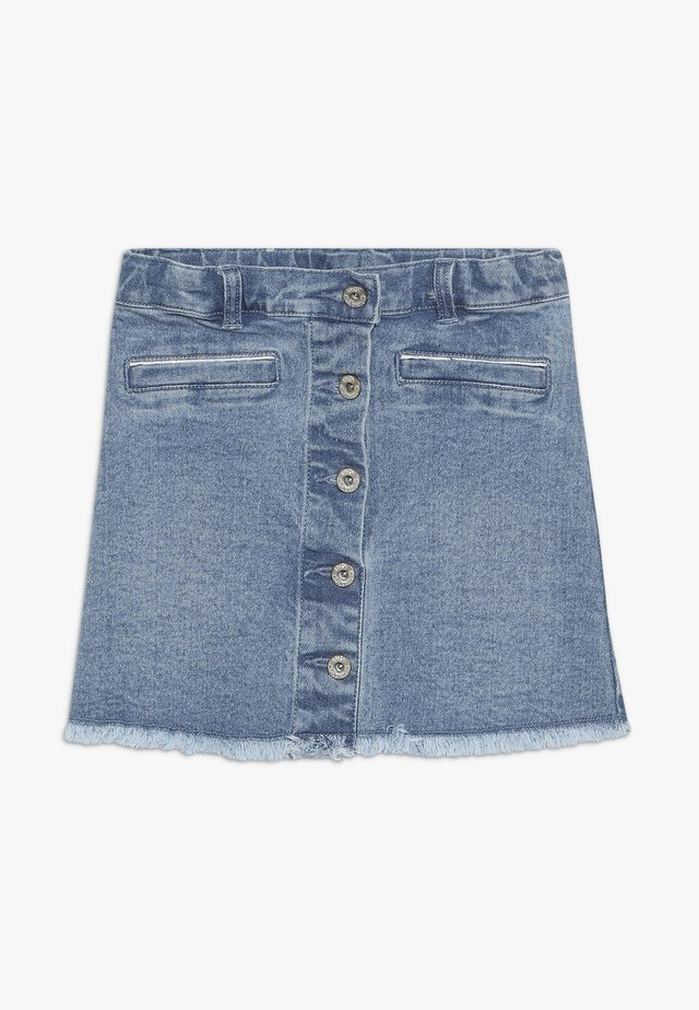 SKIRT - Gonna di jeans - indigo