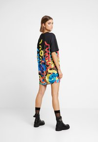 Jaded London - OVERSIZED DRESS - Vestido ligero - black - 2