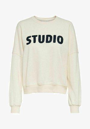 Sweater - ecru