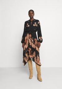 Desigual - IVY - Shirt dress - black - 1