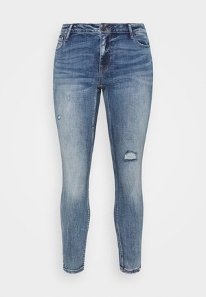 VMLYDIA - Jeans Skinny Fit - medium blue