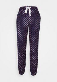 GAP - Bas de pyjama - navy/red - 0