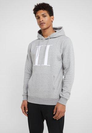 ENCORE HOODIE - Hættetrøjer - mottled grey