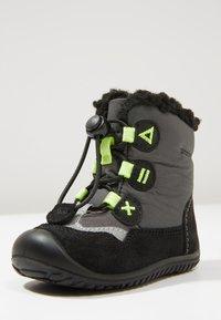 Elefanten - SMILE - Lace-up ankle boots - grey - 2