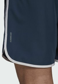 adidas Performance - MARATHON 20 SHORTS - Sports shorts - blue - 3
