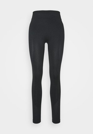 SEAMLESS LEGACY - Leggings - black