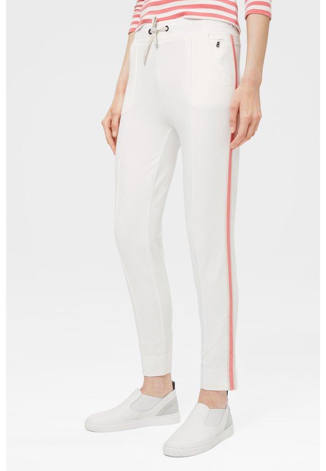 ADDISON - Pantalon de survêtement - off-white