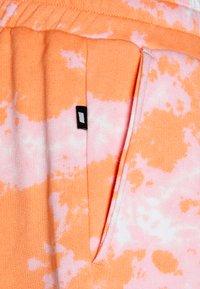 Sweet SKTBS - SWEET UNISEX - Tracksuit bottoms - orange - 2