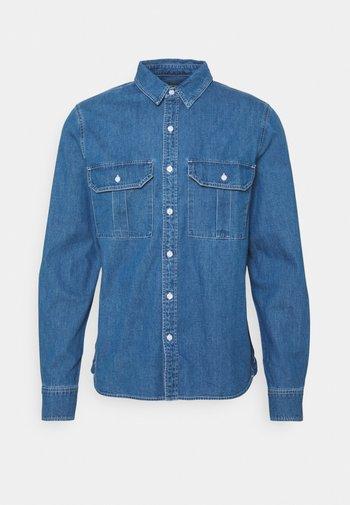 WORKWEAR - Shirt - blue denim