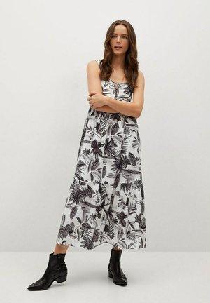 FEMME - Robe d'été - offwhite