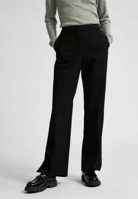Selected Femme - Broek - black - 0