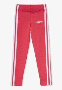 adidas Performance - UNISEX - Collant - core pink/white - 0