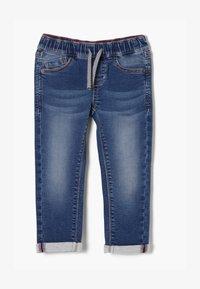 s.Oliver - Slim fit jeans - dark blue - 1