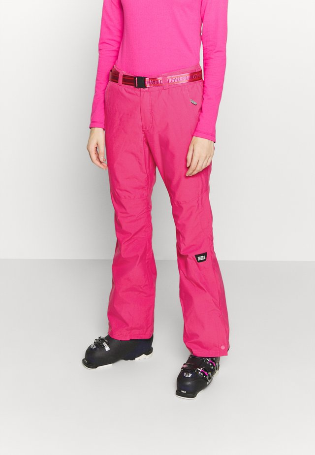 STAR SLIM PANTS - Spodnie narciarskie - cabaret