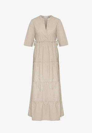 CIDEANA - Maxi dress - sand