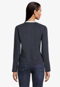 Betty Barclay - Zip-up sweatshirt - dunkelblau - 2