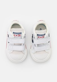 Converse - STAR PLAYER UNISEX - Trainers - white/midnight navy/gym red - 3