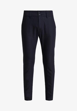 BLAKE NIGHT LONG PANT - Trousers - navy