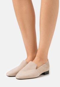 ZIGN Wide Fit - Nazouvací boty - beige - 0