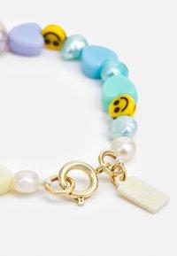 WALD - WALD X JULY CHILD SMILIE DUDE BRACELET - Bracelet - multicoloured - 1