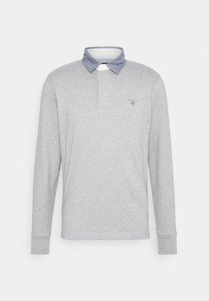 THE ORIGINAL HEAVY RUGGER - Pitkähihainen paita - grey