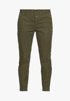 JACK - Chino kalhoty - olive