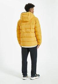 PULL&BEAR - Winter jacket - yellow - 2