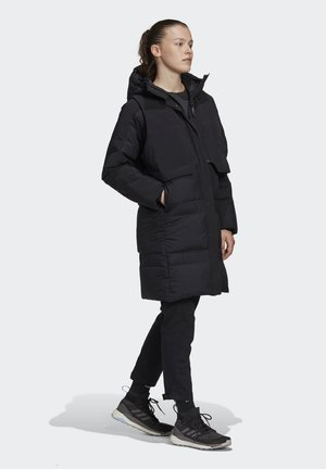 MYSHELTER URBAN COLD - Down coat - black