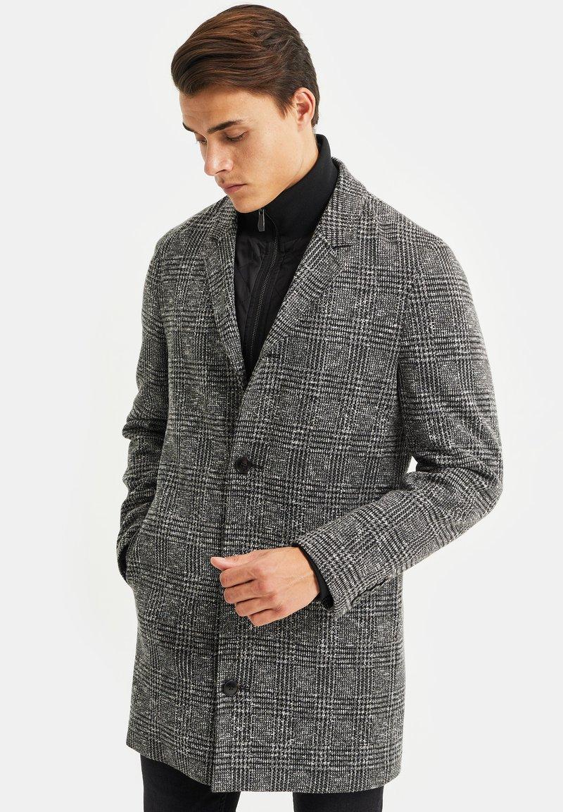 WE Fashion - Classic coat - grey