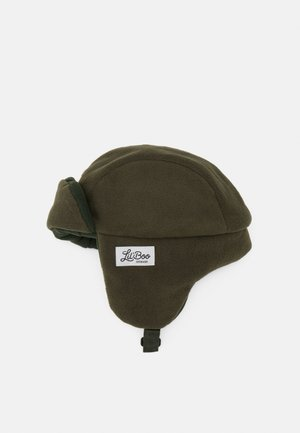 HATS - Čepice - army green