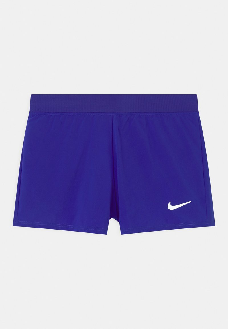 Nike Performance - Sports shorts - concord/white