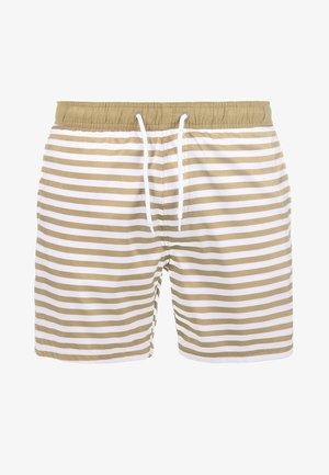 LEO - Swimming shorts - sand brown