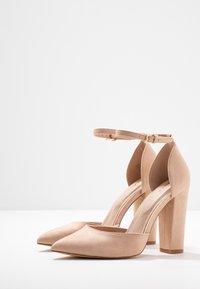 ALDO Wide Fit - NICHOLES WIDE FIT - High heels - rugby tan - 4