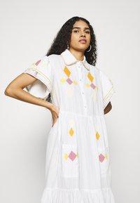 Stella Nova - RANYA - Shirt dress - ivory - 3